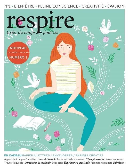 magazines inspirants respire