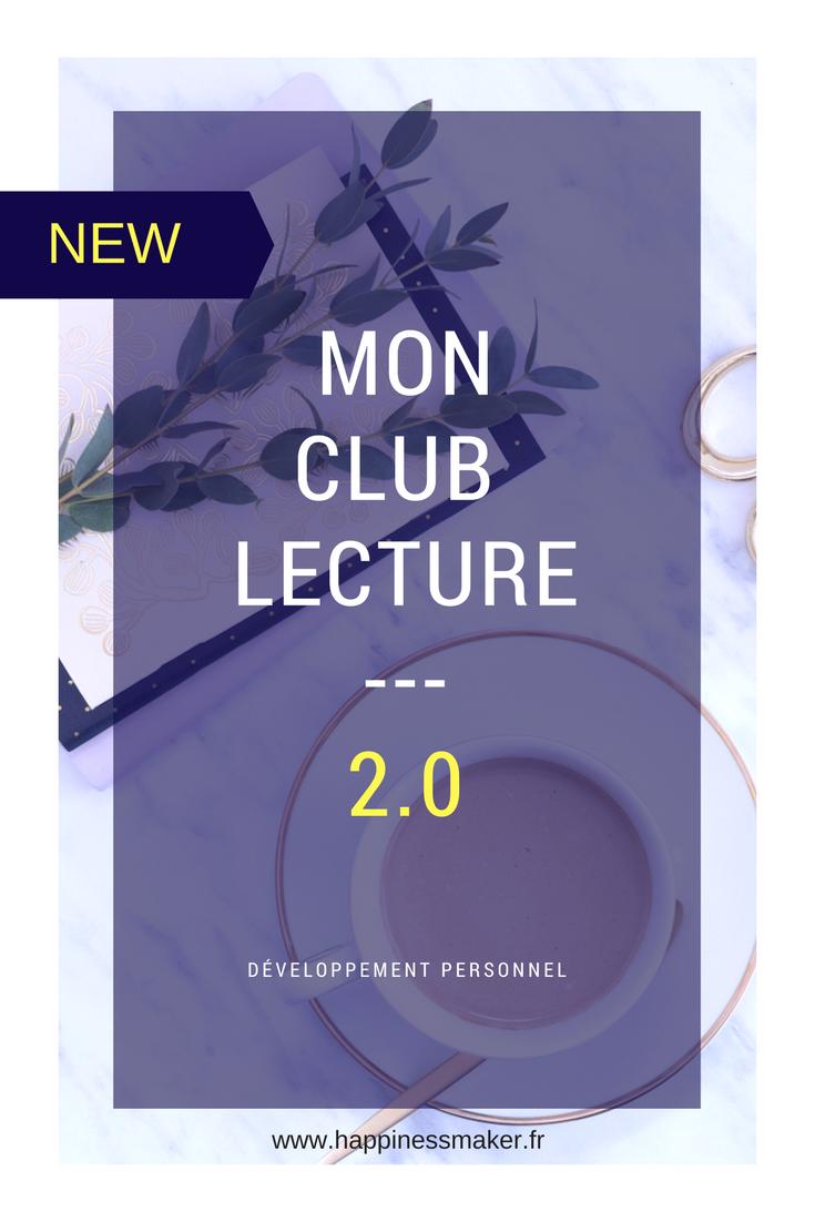 Club lecture hygge développement personnel