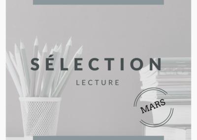 MARS l Club Lecture : Sélection de livres adultes et enfants