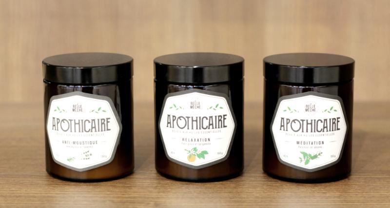 la belle m che lyon a la d couverte des bougies parfum es naturelles happiness maker. Black Bedroom Furniture Sets. Home Design Ideas