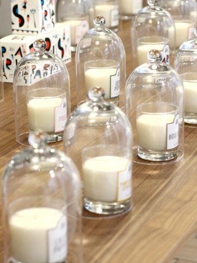 La Belle Mèche à Lyon : A la découverte des bougies parfumées naturelles.