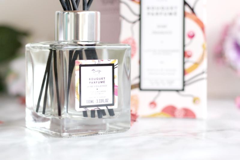 Bouquet parfumé lotus-gingembre Baïja