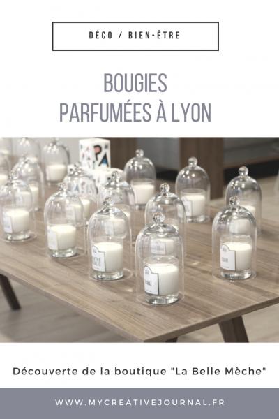 boutique bougies parfumées a lyon la belle mèche