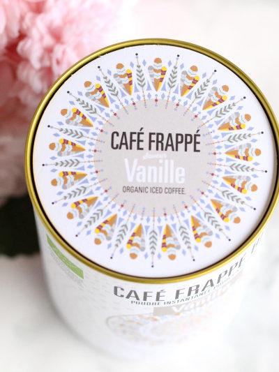 Café frappé à la vanille Bio : La recette du bonheur !
