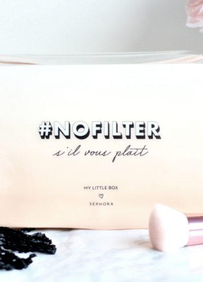 My Little Box de MARS : Un #NOFILTER réussi !