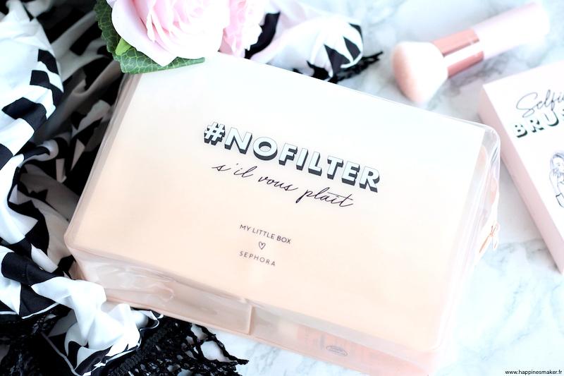 La trousse My Little Box #NOFILTER