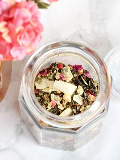 Thé des femmes : Mon thé spécial yoga et méditation