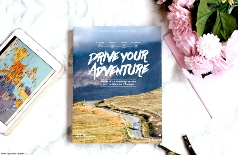 Drive Your Adventure voyage en camion van