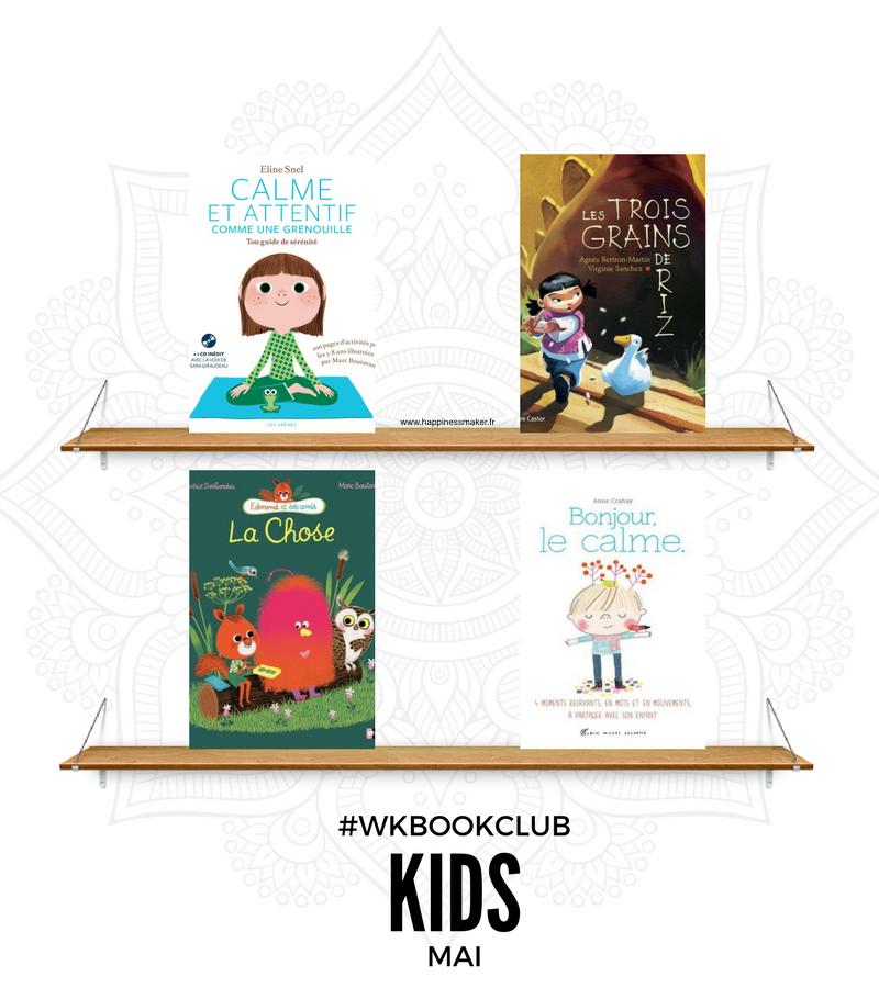 Idées de livres pour enfants