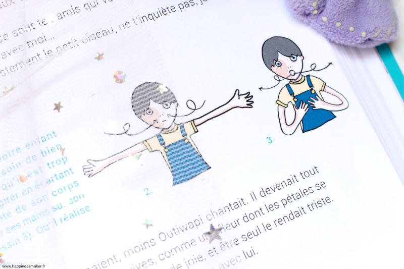 Livre d'exercices de respiration enfants