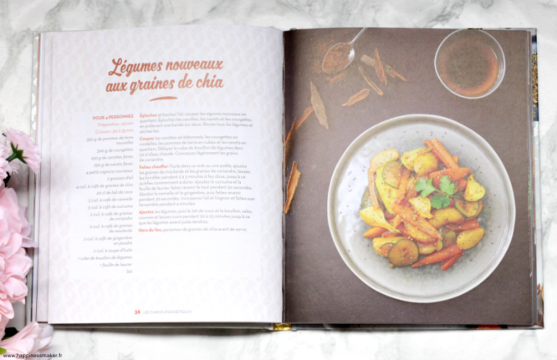 Livre de recettes végétariennes
