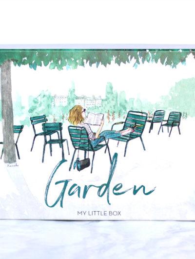 My Little Box d'Avril : Garden mood