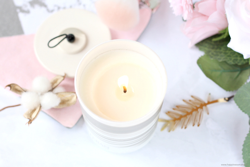 Bougie Rêve Blanc Esteban Parfums