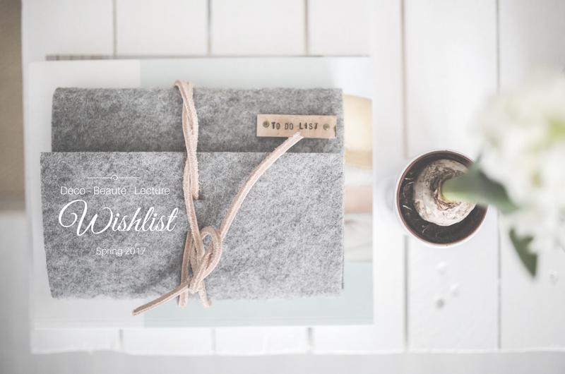 Carré potager, Bullet Journal et beauté bio … Ma wishlist !