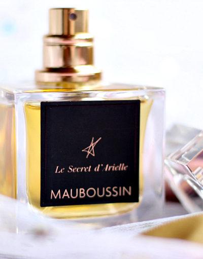 Le secret d'Arielle : L'eau de parfum sensuelle de Mauboussin