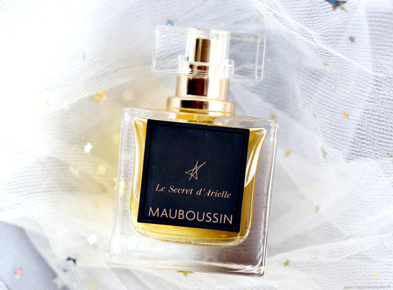 eau de parfum Le secret d'Arielle Dombasle
