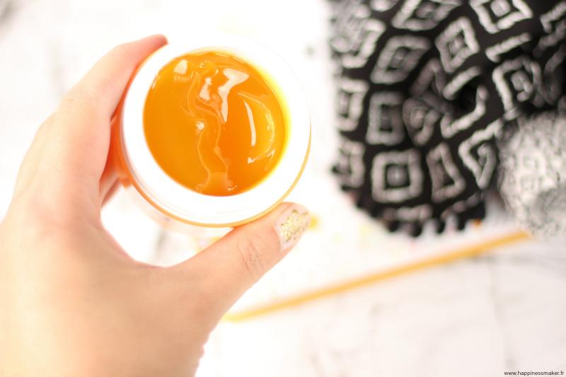 Masque détox à l'eau d'orange Nuxe