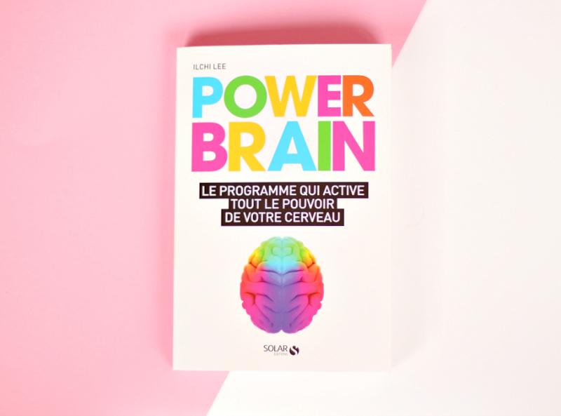 Power brain : Un livre passionnant !