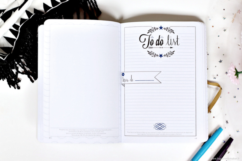 Mon To Do Journal Solar Bullet