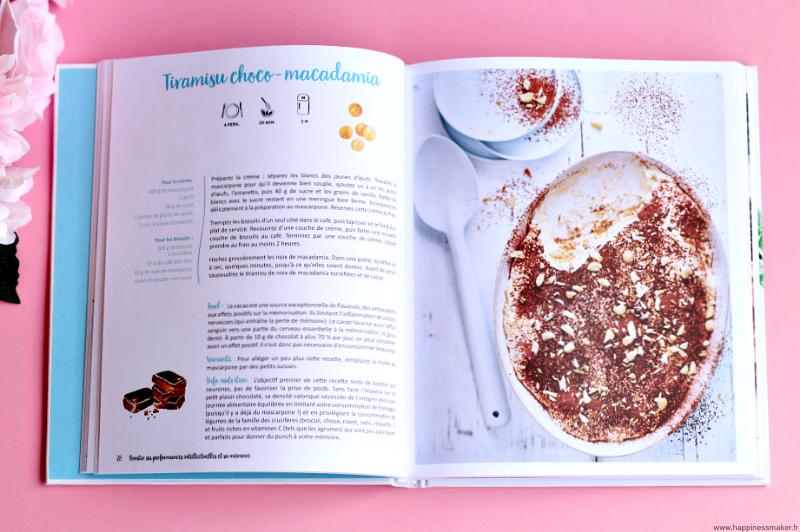 Recette cook positive Tiramisu