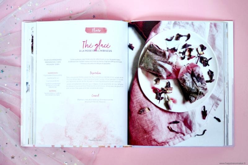 Recette de thé glacé maison healthy and beautiful