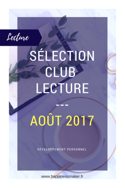 club lecture aout