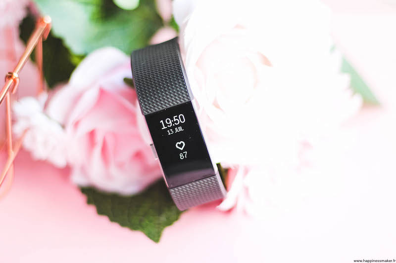 FitBit Charge 2 test avis