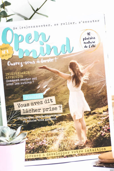open mind magazine nouveau magazine feel good