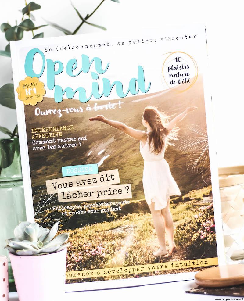 open mind magazine nouveau magazine feel good