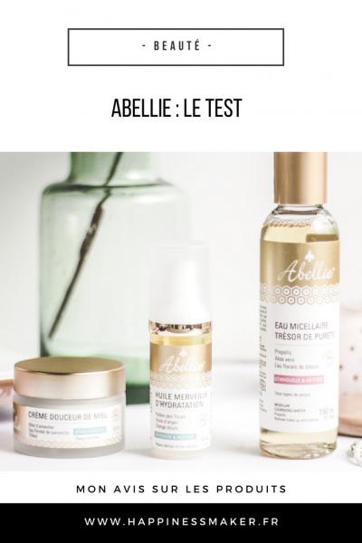 abellie avis et test routine soin visage bi