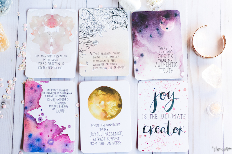 cartes d'inspiration the universe has your back gabrielle bernstein