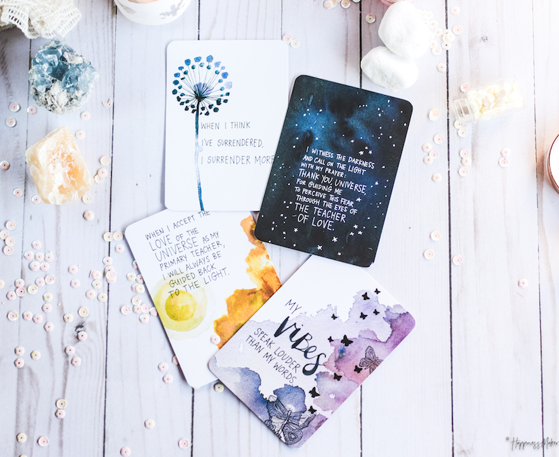 cartes d'inspiration the universe has your back gabrielle bernstein test