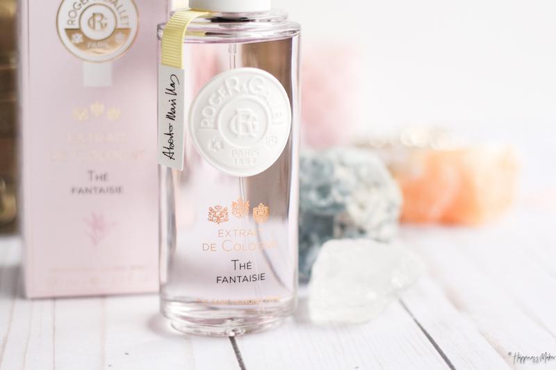 eau de cologne the fantaisie roger et gallet parfum