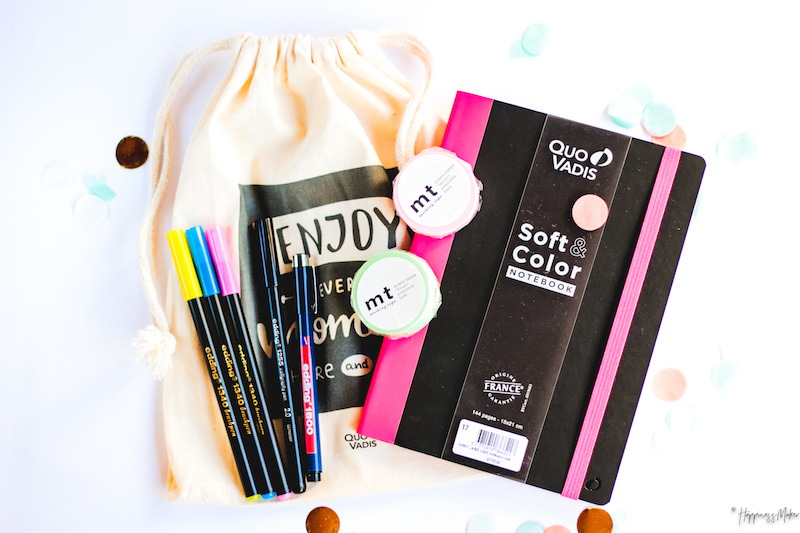 kit bullet journal quo vadis