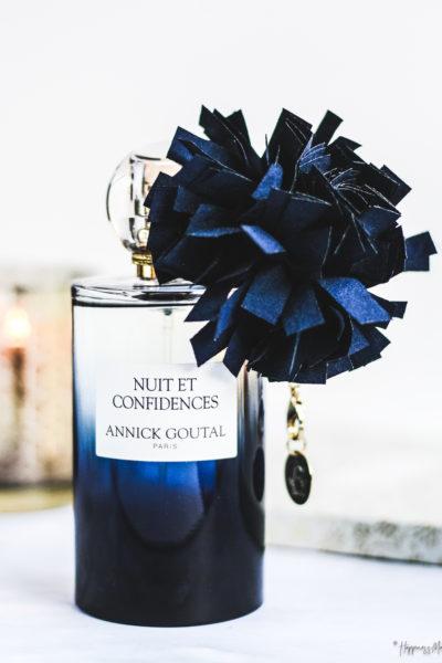 Nuit et Confidences : Le parfum oriental mais doux d'Annick Goutal