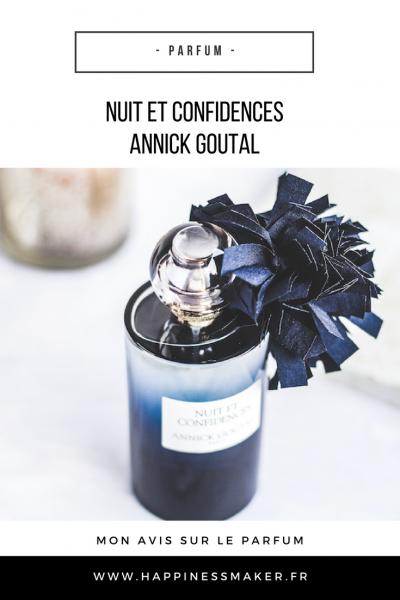 nuit et confidences annick goutal avis parfum
