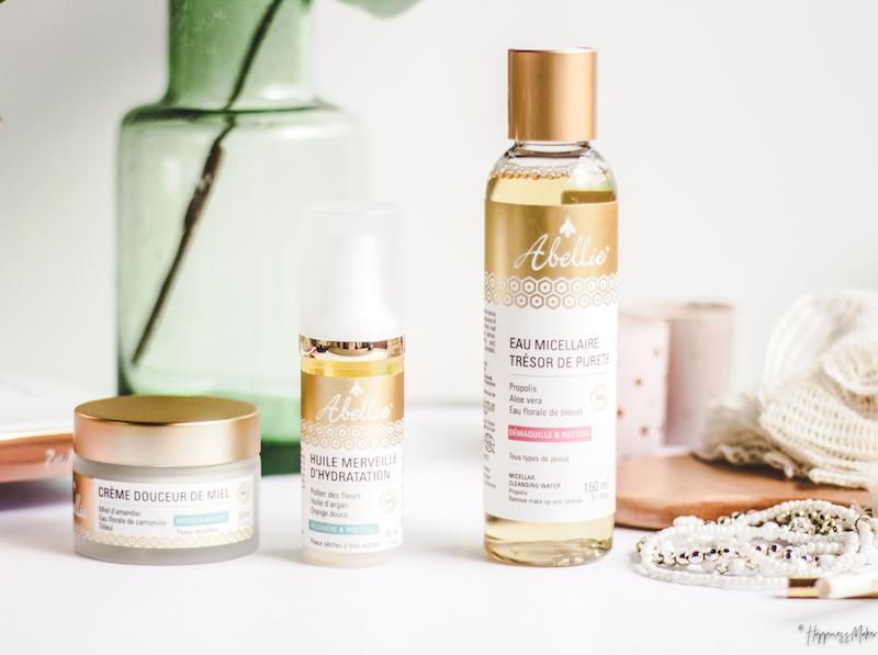soins du visages bio abellie miel