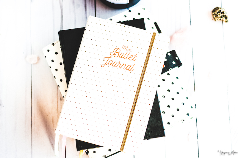 differences planner bullet journal agenda comment choisir avantages inconvenients