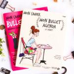 mon cahier bullet agenda avis carnet