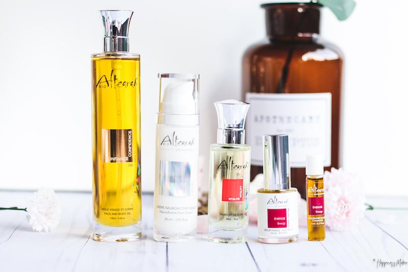 produits altearah test avis slow cosmetique