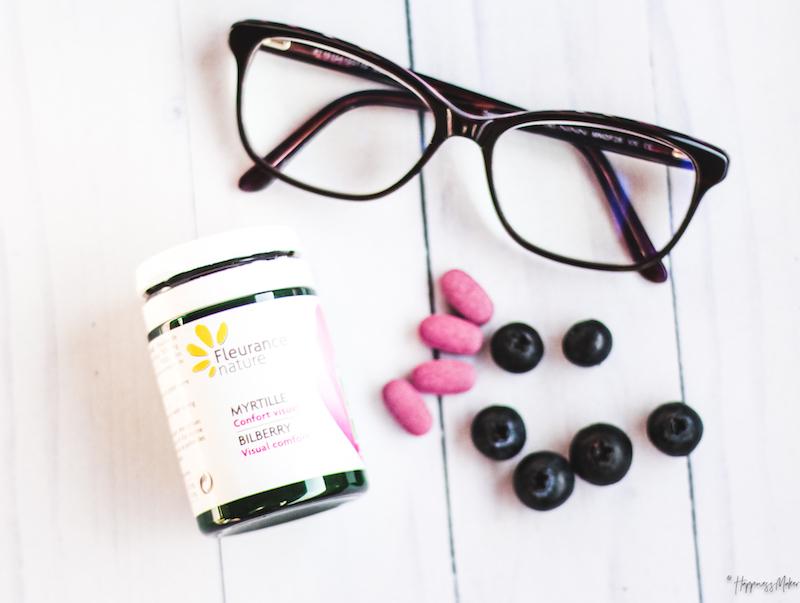 fatigue oculaire compléments alimentaires