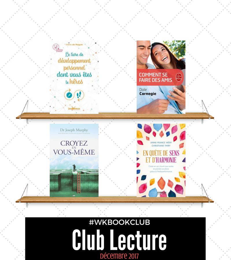 livres de développement personnel 2018 lecture