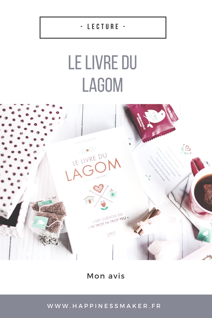 le livre du lagom feel good et minimalisme pour une vie