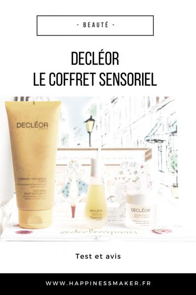 Decléor : Une marque sensorielle à découvrir