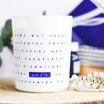 bougie fraiche un thé sous les étoiles terre d'oc