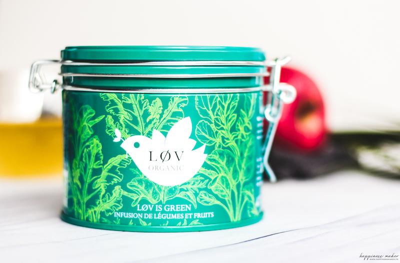 lov is green lov organic test et avis