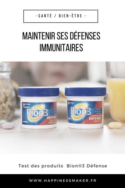 Maintenir ses défenses immunitaires avec Bion®3 pour un hiver serein