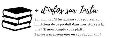 compte instagram feel good developpement personnel livres cristaux