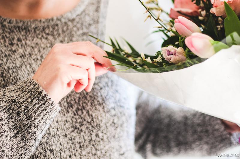 fleurs pour la Saint-Valentin