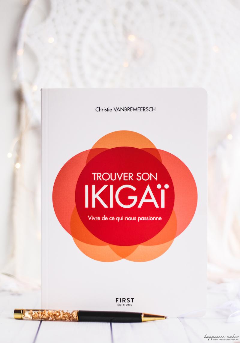 trouver son ikigai avis livre